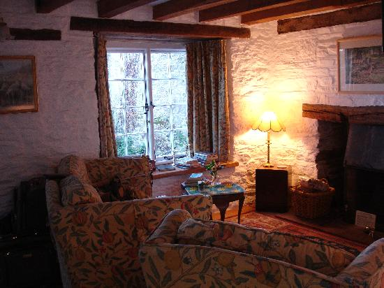 Cozy Sitting Room Picture Of Treworgey Cottages Looe Tripadvisor