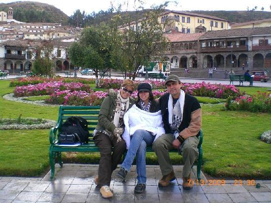 MamaSara Hotel: Cusco's Plaza