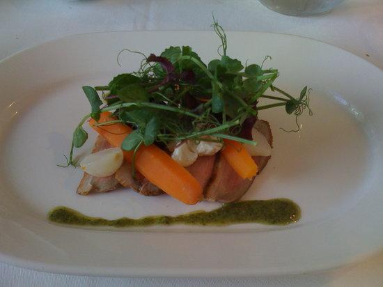 Darleys - Restaurant & Terrace: Tasty Food