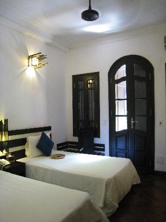 Cinnamon Hotel : 部屋