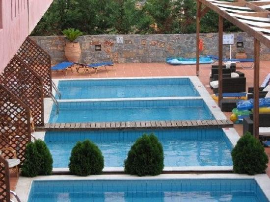 Maisonettes with Private Pool