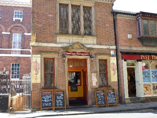 Castlegate  Restaurant York