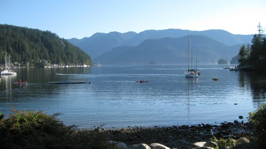North Vancouver, Canada: Deep Cove