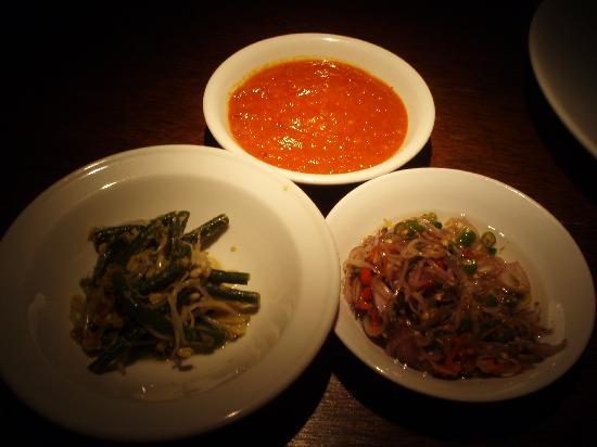Bebek Bengil: Balinese Chilli Sauce