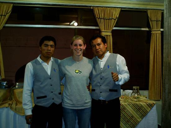 Hotel El Indio Inn: personal exelente
