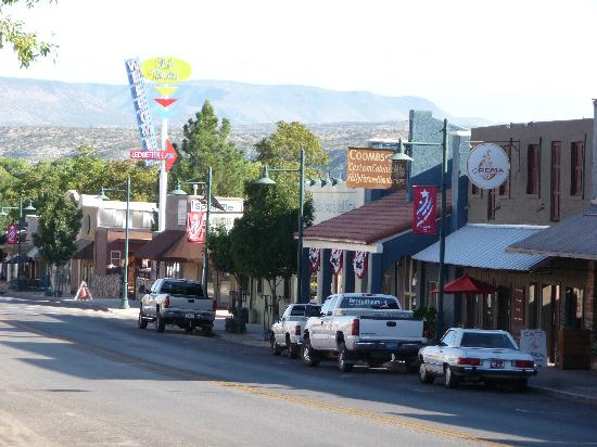 Old Town Cottonwood View 3 - Picture of Cottonwood Hotel ...