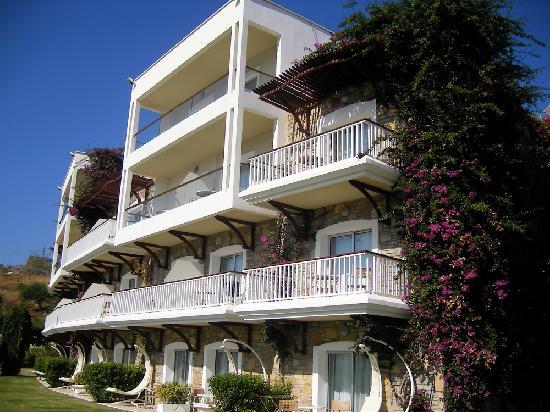 Hotel Baia Bodrum: Bloc 5