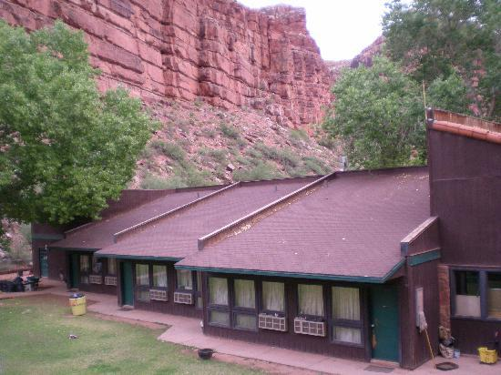 Havasupai Lodge Live In Staff Rooms