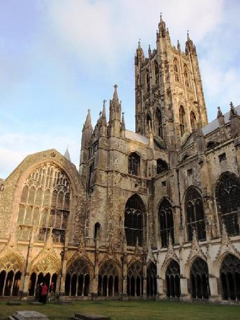 A-of Canterbury Cathedral Canterbury Cathedral - Picture of Canterbury Cathedral Lodge ...