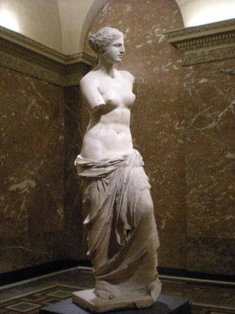 ‪‪Hotel Bonaparte‬: Venus de Milo at the Louvre‬