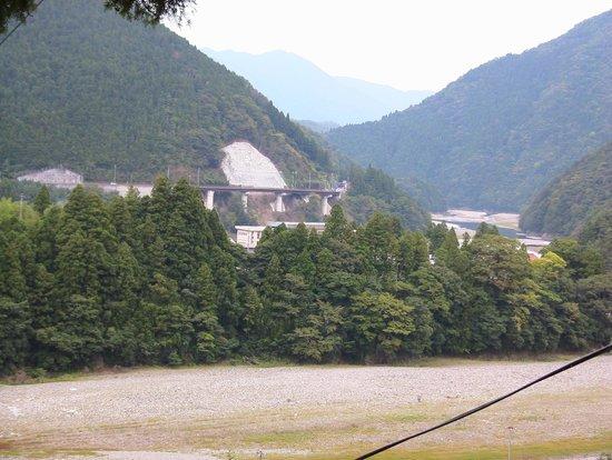 Totsukawa-mura, Japón: のんびり