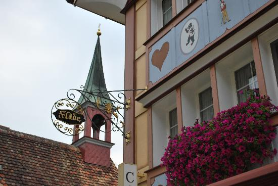 Hotel Appenzell: Extraordinarily picturesque town