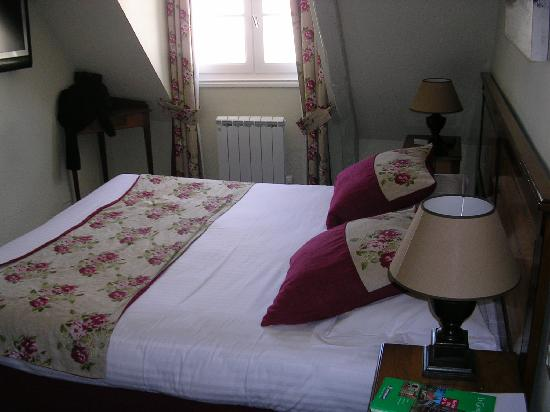 Hotel Entre Terre Et Mer: La chambre