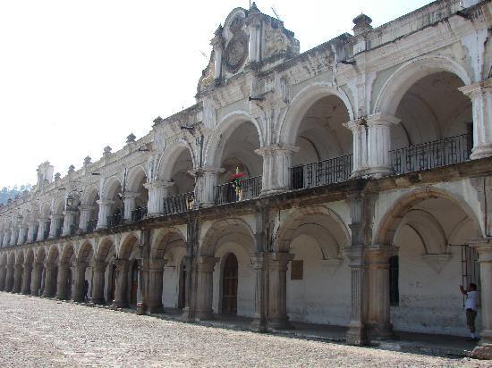 Palacio de los Capitanes Generales: otra toma