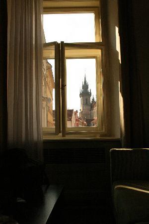 Barcelo Old Town Praha: vistas desde la habitacion