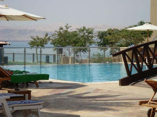 Holiday Inn Resort Dead Sea: Lower Pool -