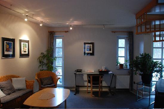 Nüller Hof Hotel: Mein Zimmer