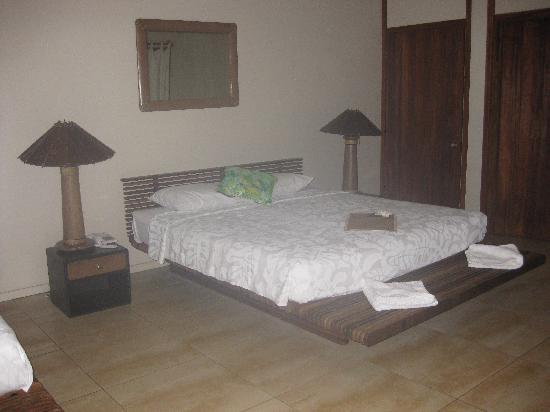 Le Manumea Hotel: bedroom