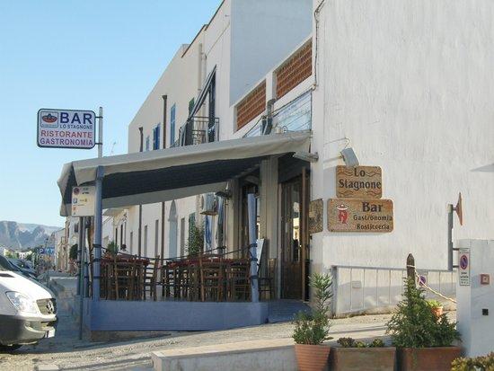 Lo Stagnone Ristorante: ristorante lo stagnone