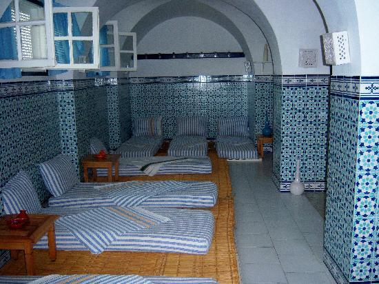 The Orangers Beach Resort & Bungalows : Hammam area