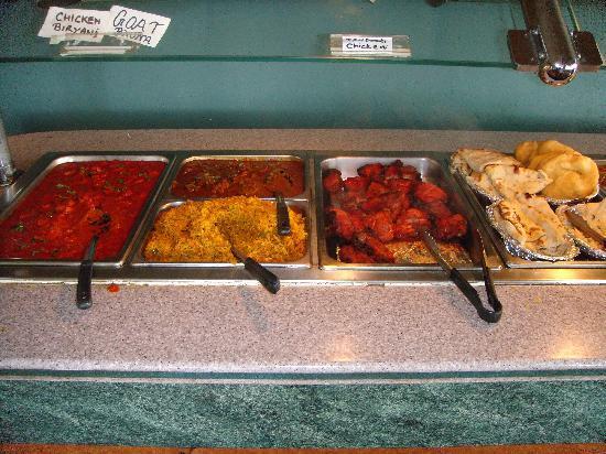 Punjabi Dhaba: Buffet line up continued