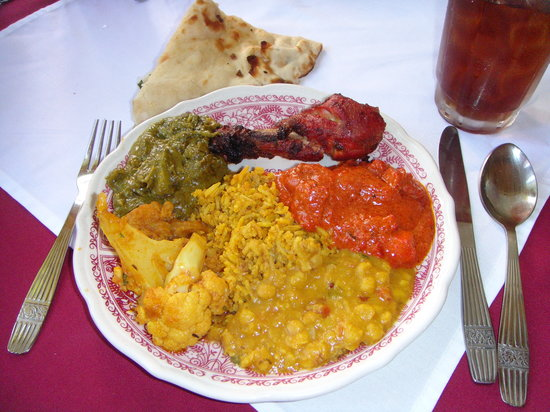 Punjabi Dhaba: My delicious selections!