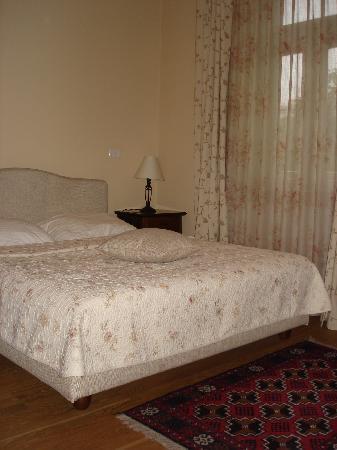 Slamic B&B: single king size room