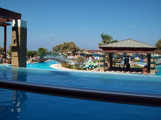 piscine photo de oceanis hotel rhodes ville tripadvisor
