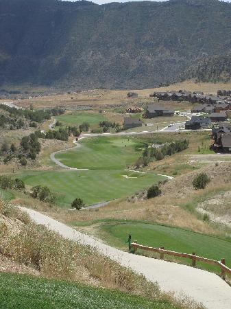 Lakota Canyon Golf Course: Number 1