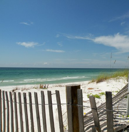 Grayton Beach, Flórida: wonderful beach