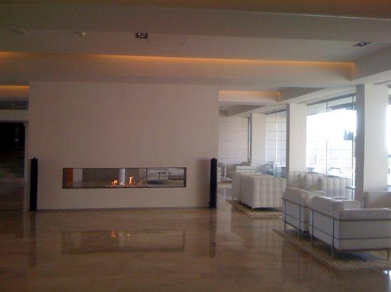 Finca Prats Hotel Golf & Spa: zona de recepción