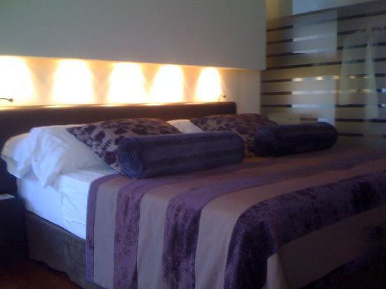 Finca Prats Hotel Golf & Spa: habitación.cama