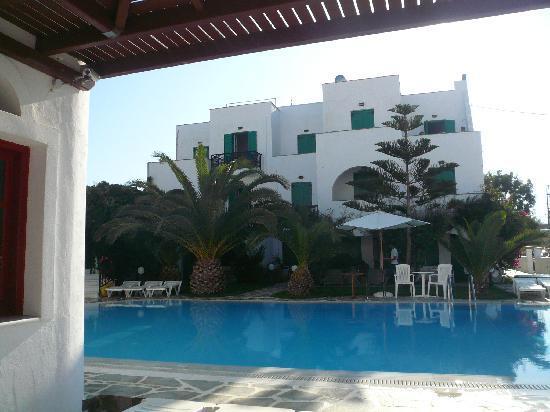Annita's Village Hotel: Piscine
