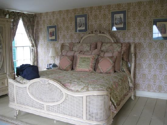 Renwick Clifton House: our gorgeous room
