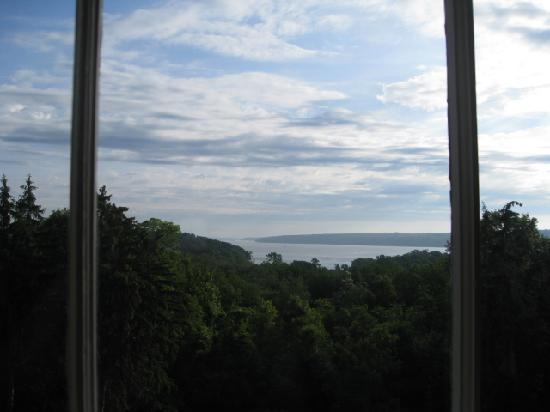 Renwick Clifton House: room with a view
