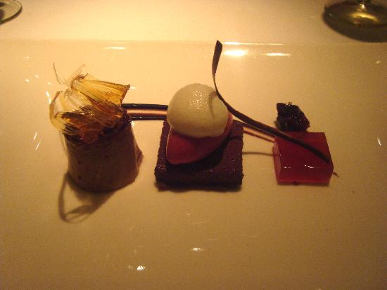 Northcote Hotel: Choccy puddings!