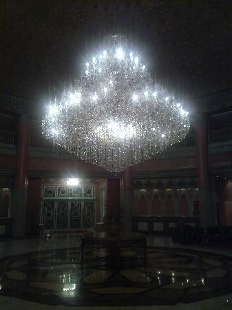 Ryad Mogador Agdal: Le hall