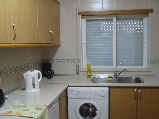 Jardins Vale de Parra: kitchen