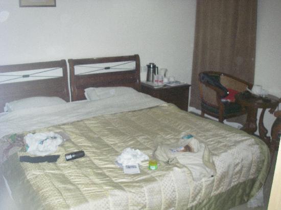 โรงแรมอาจันตา: Our room