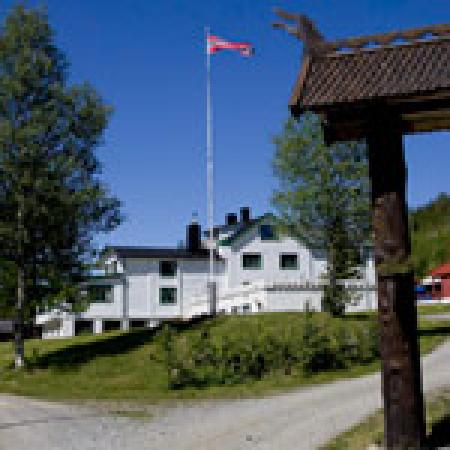 Strand Fjellstue: Small, cozy lodge with beautiful surroundings