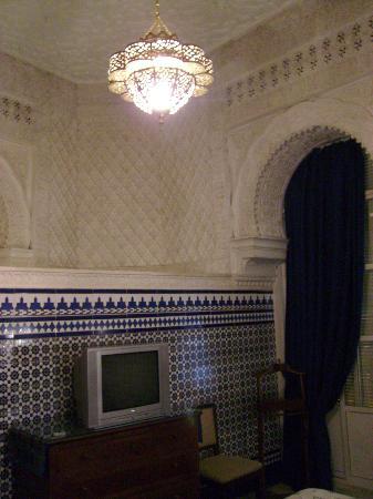 Nuevo Hotel: habitacion doble