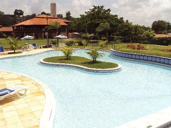 Salinas de Maceio Beach Resort: piscina pequenininhos