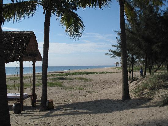 ฟูรามา รีสอร์ท ดานัง: Beach