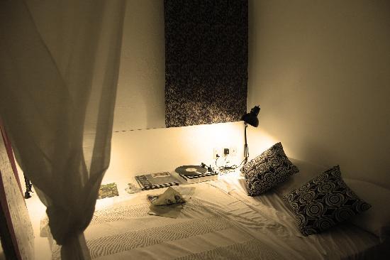 Tierra Plana: habitaciones