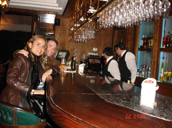 Kennedy Hotel : Bar do Hotel Kennedy