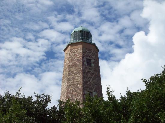 Cape Henry Lighthouse: The lighthouse again