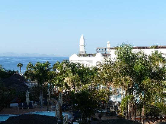 Princesa Yaiza Suite Hotel Resort: vistas desde una terraza