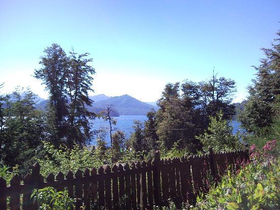 Hosteria Le Lac: Vista desde el Hotel