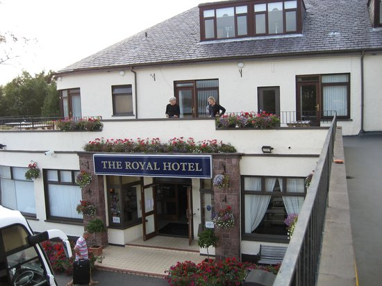 Royal Hotel: The hotel