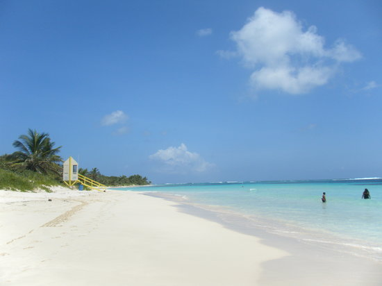 クレブラ島, プエルトリコ, フラメンコビーチ